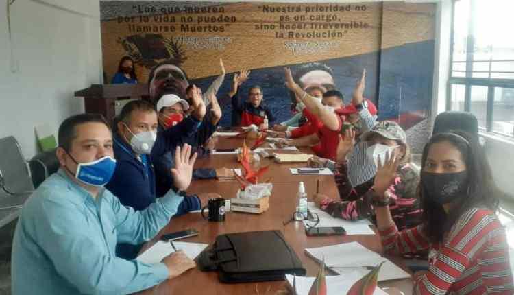 Ediles reciben propuesta por parte de los movimientos sociales