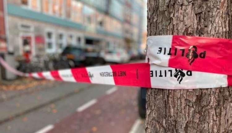 El ataque dejó un muerto y cuatro heridos en Ámsterdam.