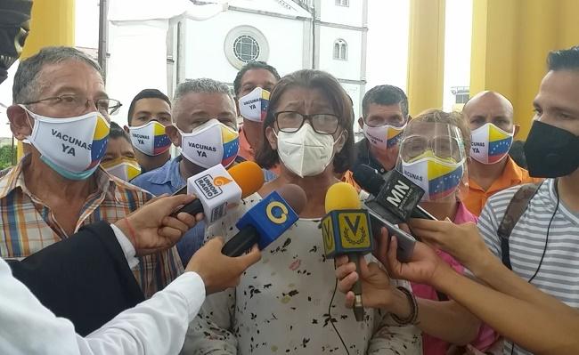 Los representantes del Colegio de Enfermeras de Caracas, destacaron que en Monagas no reciben implementos de bioseguridad