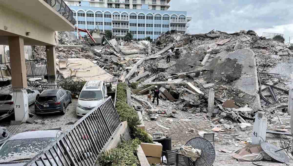 gobierno de eeuu declaro emergencia por desplome en miami laverdaddemonagas.com edificio miami derrumbe