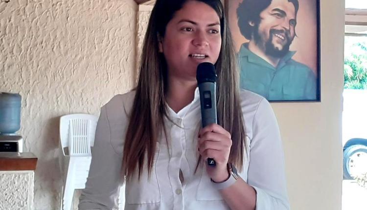 Ana Fuentes ley del ciclismo urbano