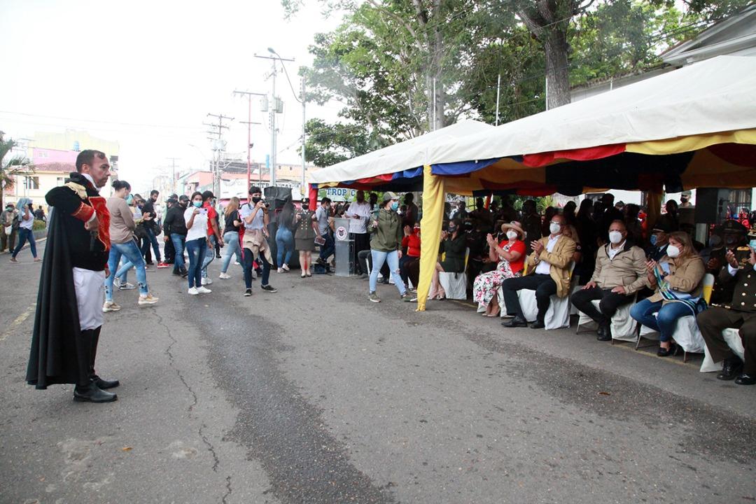 monaguenses conmemoran bicentenario de la batalla de carabobo con actos culturales laverdaddemonagas.com carabobo2