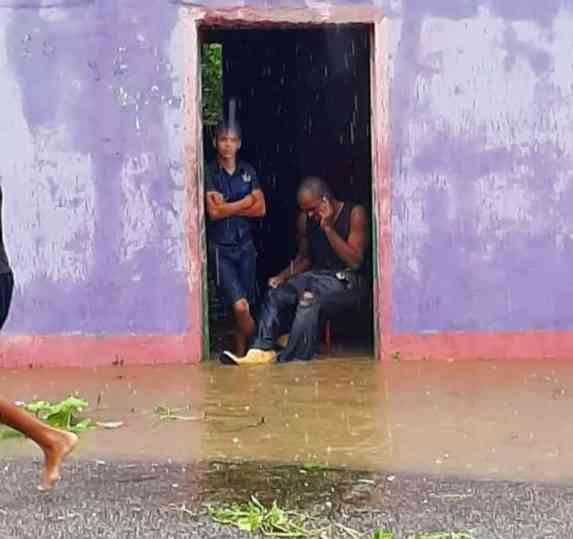 rio caripe en caripito inundo mas de 20 viviendas en el municipio bolivar laverdaddemonagas.com whatsapp image 2021 06 05 at 6.21.34 pm