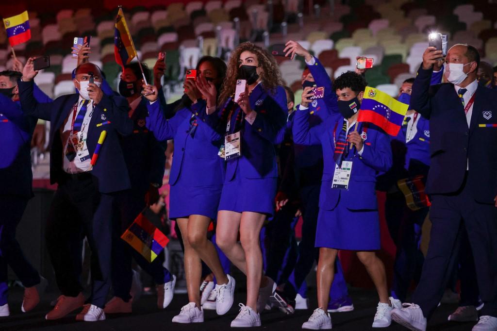arrancaron los juegos olimpicos tokio 2020 venezuela participa con 43 atletas laverdaddemonagas.com afp tokio venezuela 02