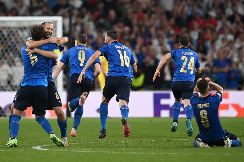 asi celebro italia el titulo de la eurocopa disfruta de las mejores imagenes laverdaddemonagas.com 4