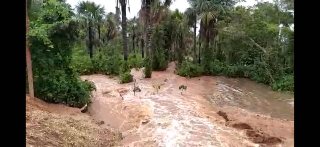 incomunicada via al sur tras derrumbe de alcantarilla laverdaddemonagas.com derrumbe2
