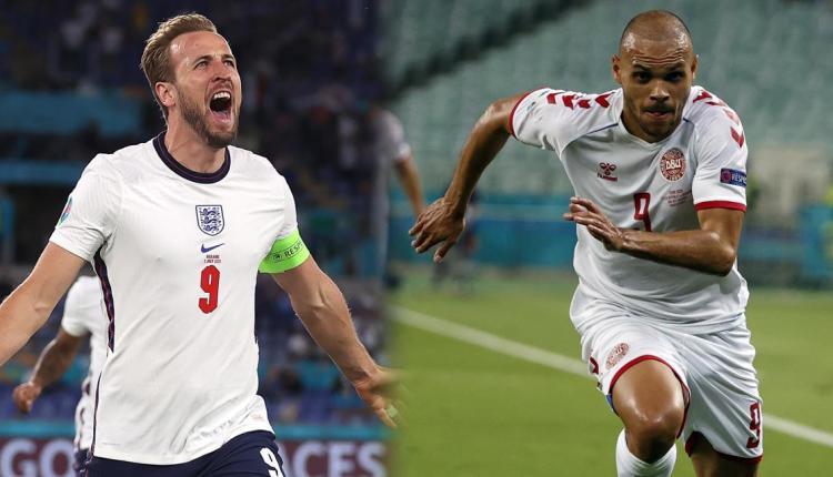 Inglaterra y Dinamarca
