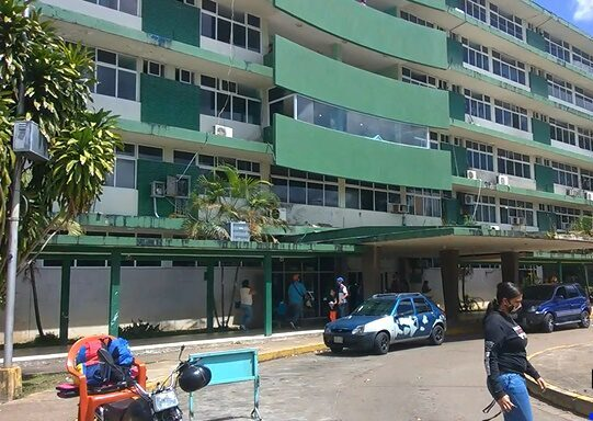 Hospital de Maturín.