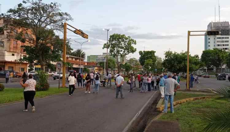 Los manifestantes aseguraron que seguirán con acciones de calle si no reciben respuestas
