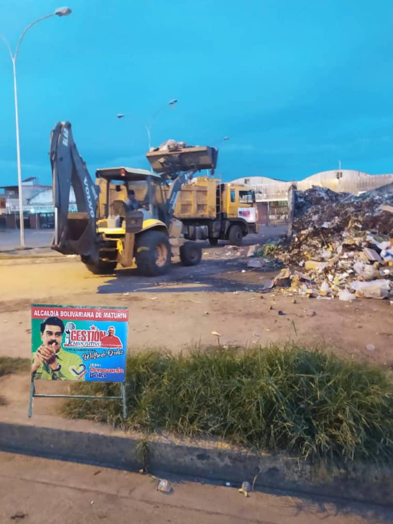 alcaldia de maturin mantiene plan de limpieza integral y embellecimiento en la ciudad laverdaddemonagas.com mercado