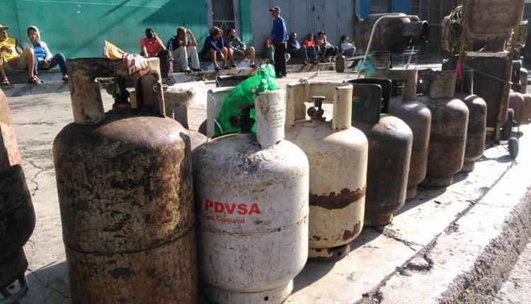 Comunidades de Monagas claman por el gas.