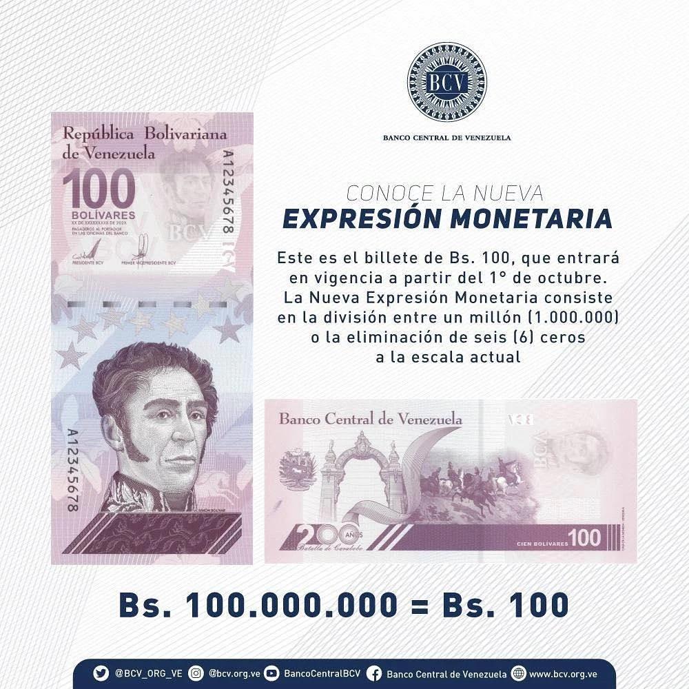 conoce los billetes del nuevo cono monetario laverdaddemonagas.com 231555136 119364250426606 3774586909299907475 n