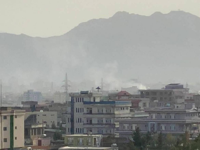 Estados Unidos lanza un ataque con misil en Kabul