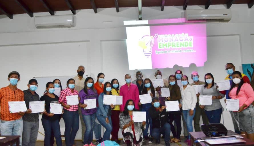 fundacion monagas emprende impulsa la economia en los municipios laverdaddemonagas.com monagas emprende 2