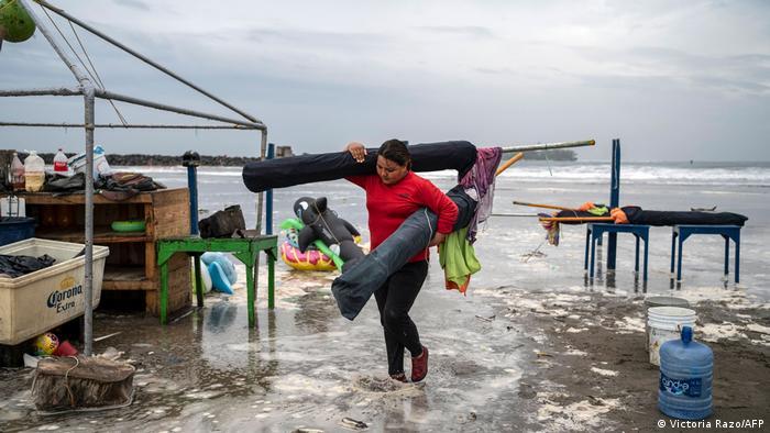 Huracán Grace deja al menos ocho muertos en México