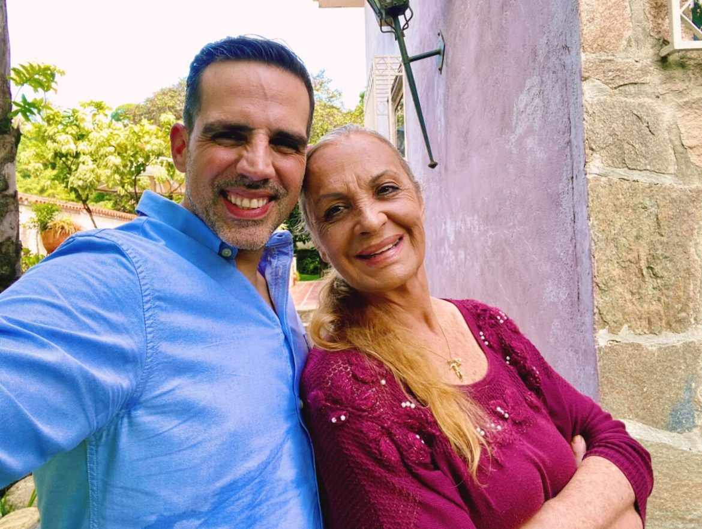 Mira como luce la actriz Marina Baura a sus 79 años