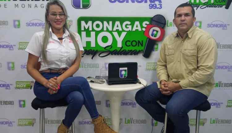 Oscar Cedeño, candidato por el Psuv a la Alcaldía del municipio Ezequiel Zamora.