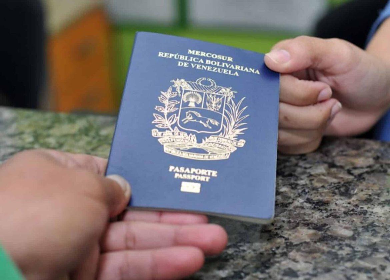 saime pasaporte