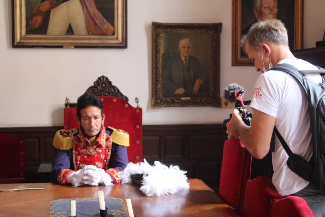 televisora nacional de turquia graba en destinos turisticos de venezuela laverdaddemonagas.com img 20210822 wa0001