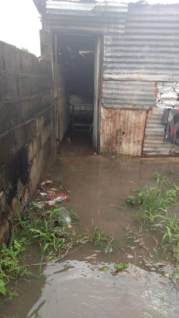vecinos de el rosillo sufren a causa de las fuertes lluvias laverdaddemonagas.com lluvias en el rosillo 1