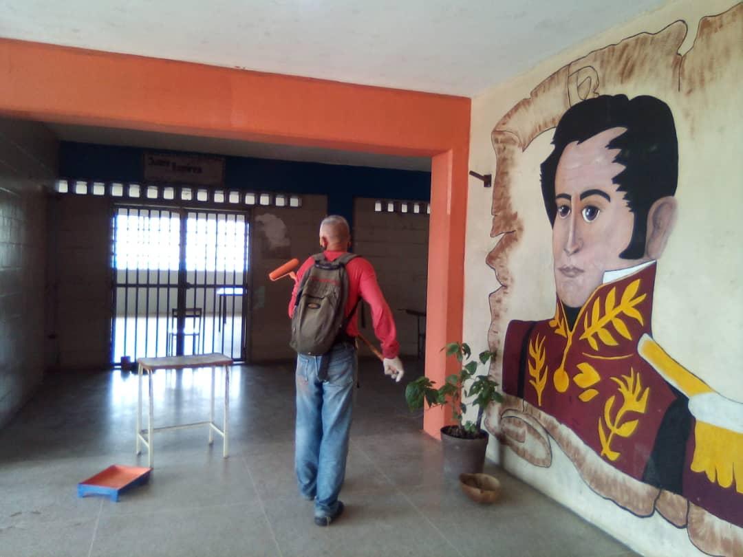 aceleran jornadas de limpieza en instituciones educativas de monagas laverdaddemonagas.com manola2