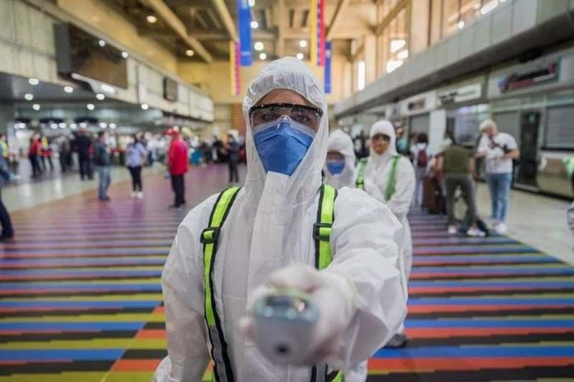 actualizados protocolos de bioseguridad del aeropuerto internacional de maiquetia laverdaddemonagas.com bioseguridad en el aereopuerto