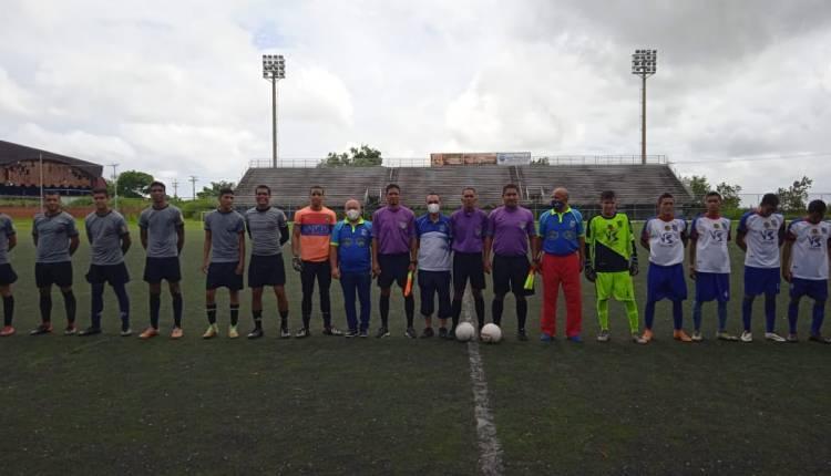 Tercera División en Monagas