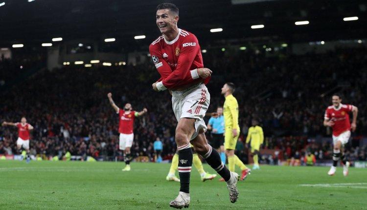 Manchester United ganó al Villarreal