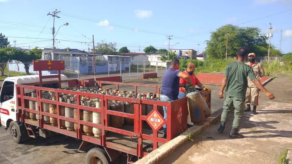 continua la distribucion de gas domestico en monagas laverdaddemonagas.com gasmaca 3