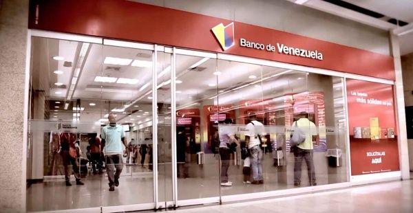 delcy rodríguez banco de venezuela