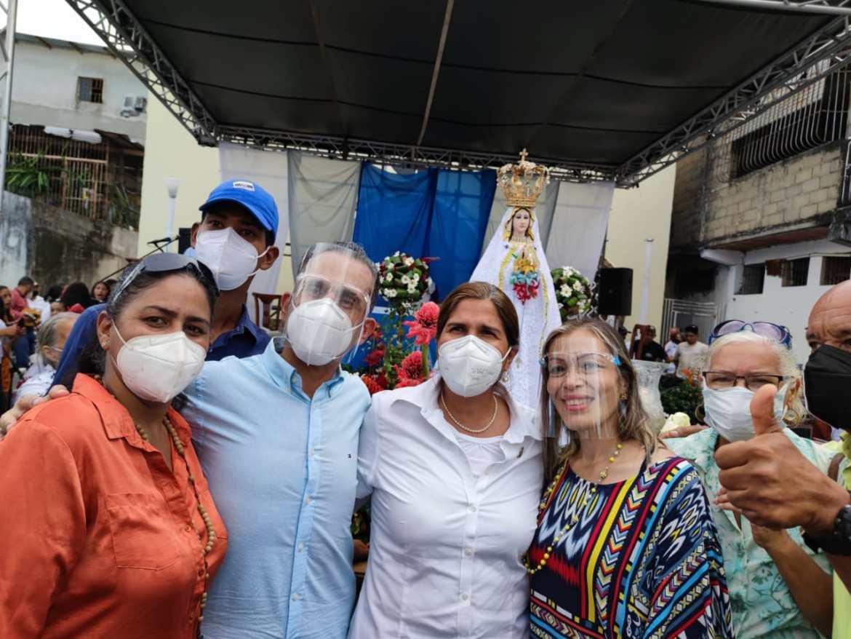 feligresia monaguense clama a vallita por la paz y el reencuentro laverdaddemonagas.com equipo politico