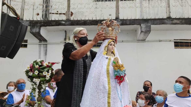 feligresia monaguense clama a vallita por la paz y el reencuentro laverdaddemonagas.com vallita3