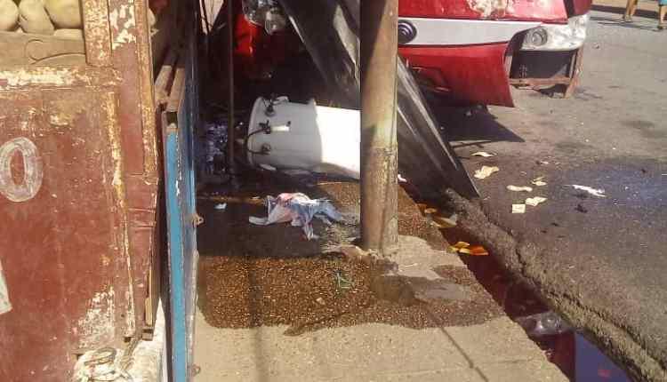 Accidente de Yutong