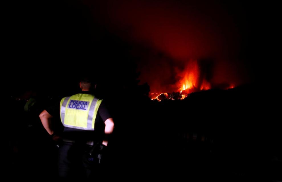 la palma se prepara para explosiones y gases nocivos al llegar la lava al mar laverdaddemonagas.com 6147c1bbba115