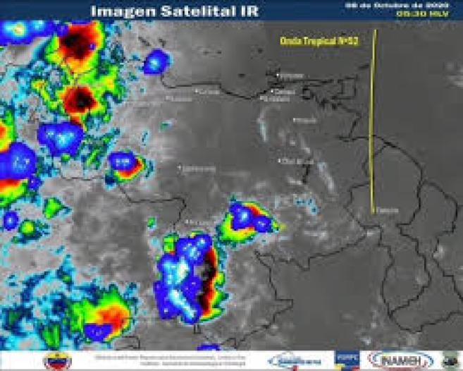 lluvias y abundante nubosidad para este viernes laverdaddemonagas.com lluuuu