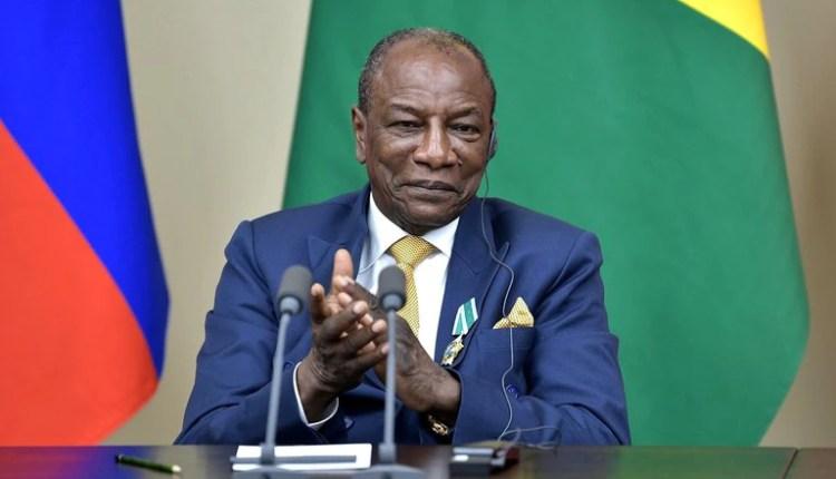 Presidente de Guinea