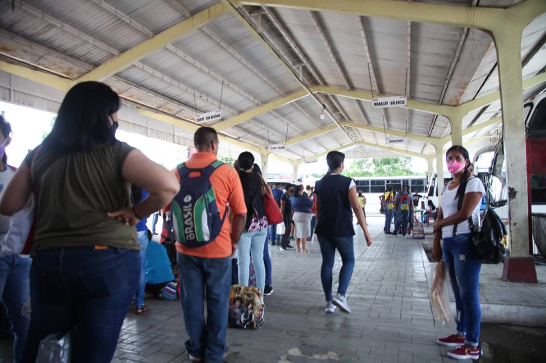 ministerio de turismo promueve campana de prevencion contra el covid 19 en monagas laverdaddemonagas.com pasajeros