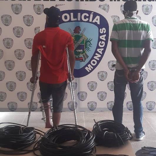 polimonagas detuvo en la gran victoria a dos integrantes de la banda el chipi laverdaddemonagas.com whatsapp image 2021 09 08 at 2.42.57 pm