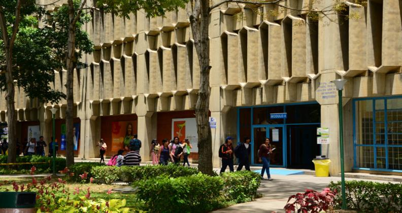 ucab universidades privadas baja matrícula