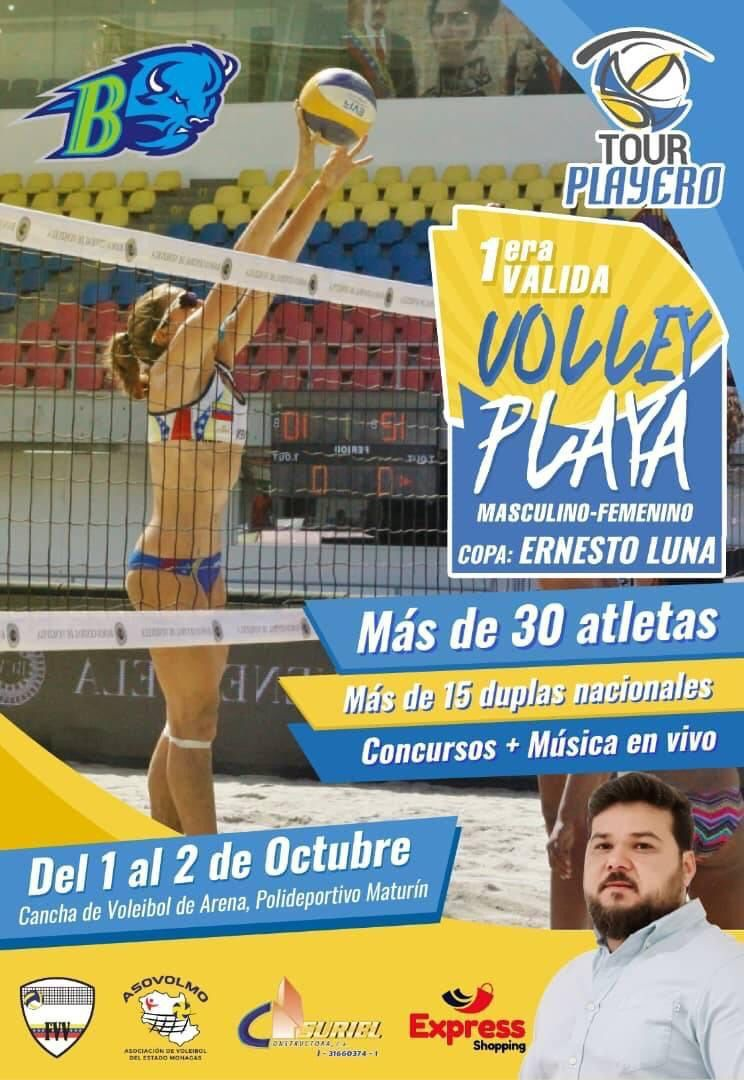 tour playero de voleibol regresa a monagas con la copa ernesto luna laverdaddemonagas.com touplayerofem