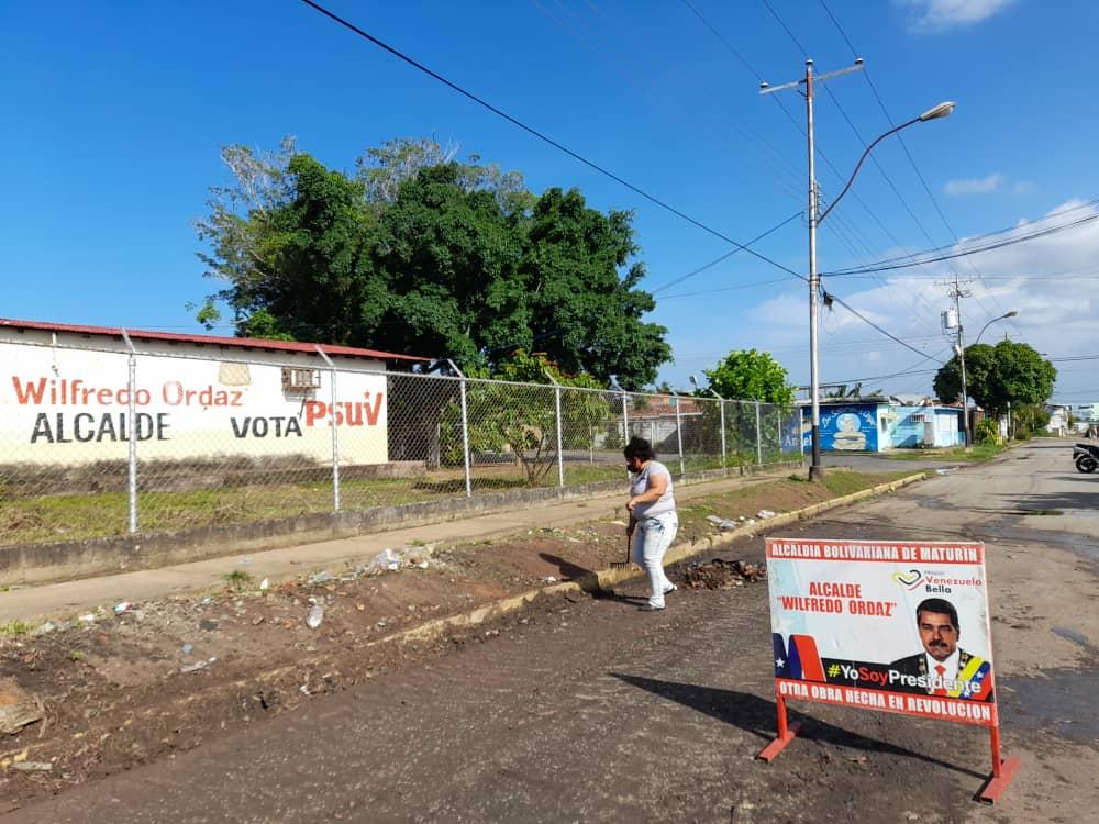 alcaldia de maturin realiza saneamiento en comunidades de la parroquia los godos laverdaddemonagas.com los godos 0001 1