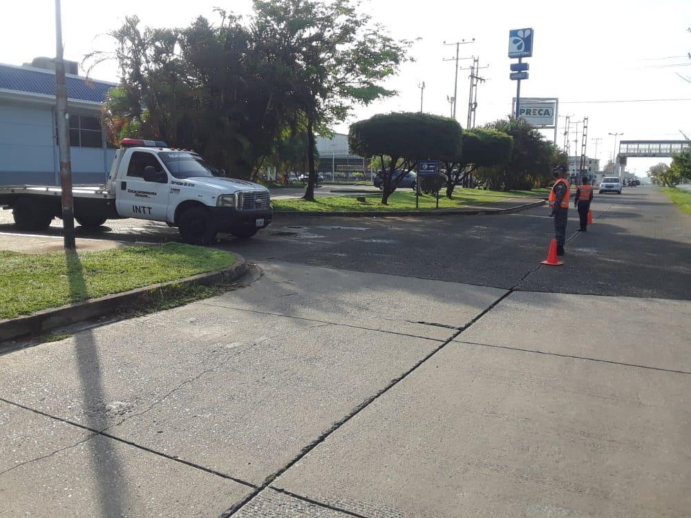 despliegan operativo de seguridad vial en la av alirio ugarte laverdaddemonagas.com seguridad 055