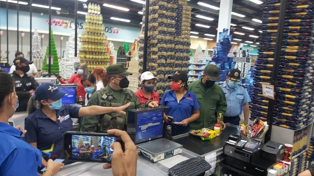 despliegan operativo en monagas para ajustar precios y garantizar abastecimiento laverdaddemonagas.com sundde 4