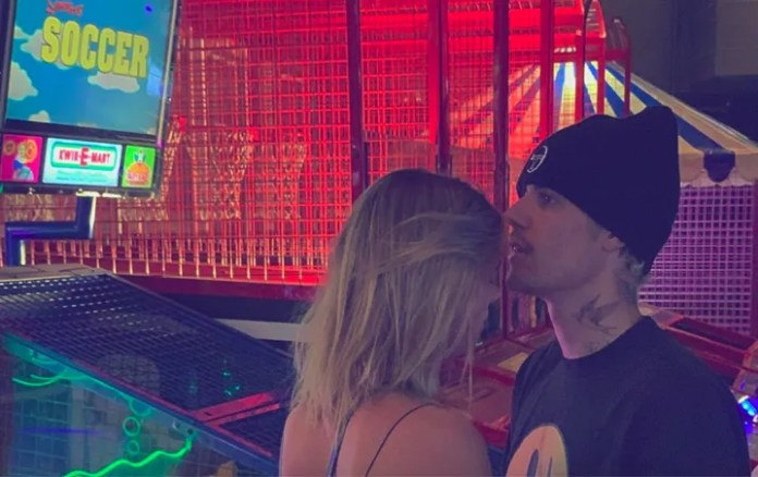 Justin Bieber and Hailey Baldwin star in private and DISGUSTING video