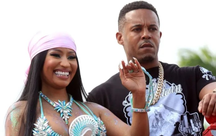 Husband of Nicki Minaj is arrested for failing to register as a sex offender
