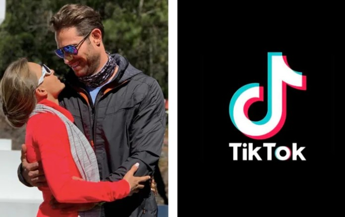 VIDEO: Sebastian Rulli is in addition to Tik Tok by Angelique Boyer