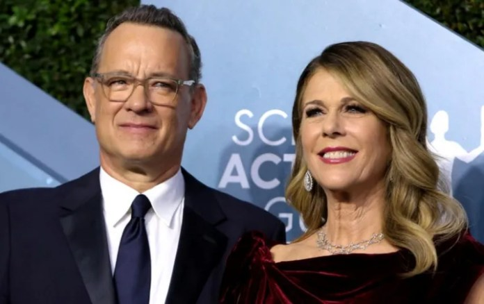 Tom Hanks and his wife were discharged after the coronavirus