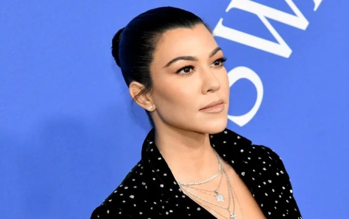Kourtney Kardashian confesses that she felt trapped and unhappy, why?/Photo: TN