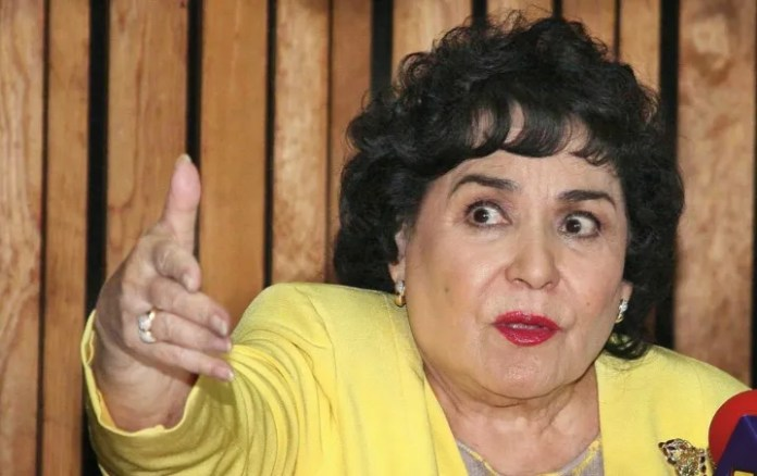 What racist? Carmen Salinas should apologize for mocking the chinese