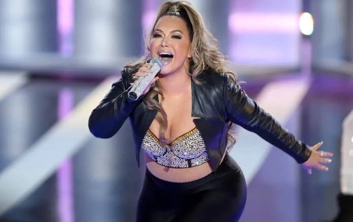 Chiquis Rivera shows her NAKED body in a hot photo to Instagram
